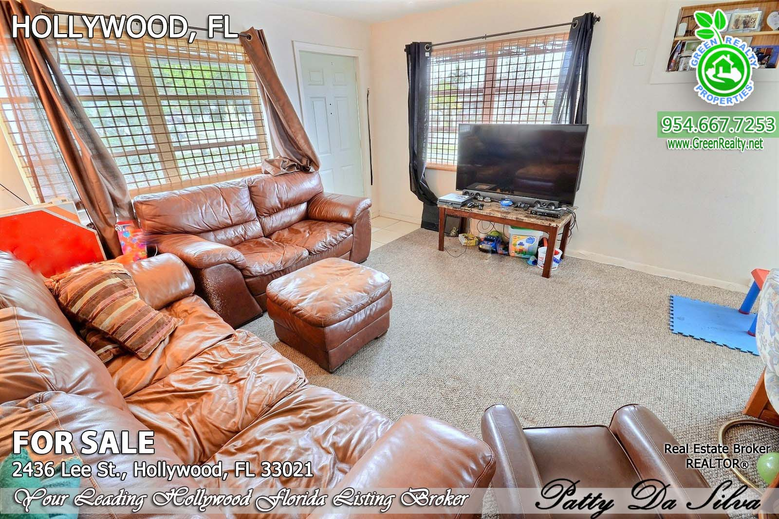 Hollywood Florida Realtor - 2436 Lee St (14)