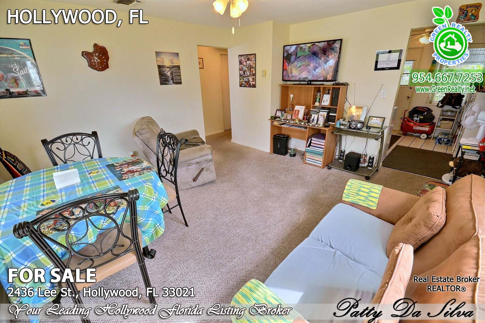 Hollywood Florida Realtor - 2436 Lee St (7)
