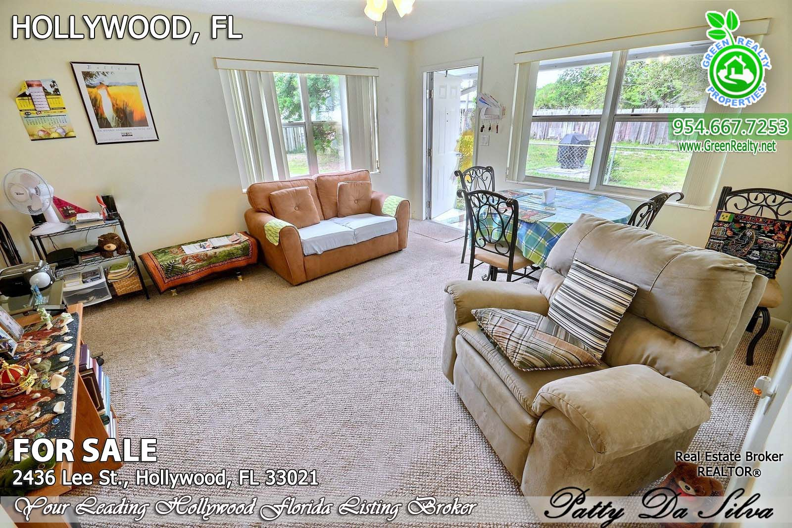 Hollywood Florida Realtor - 2436 Lee St (8)