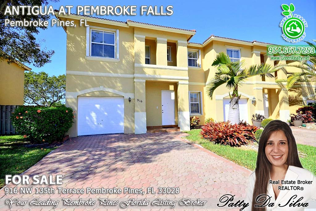 Pembroke Pines Florida homes for sale