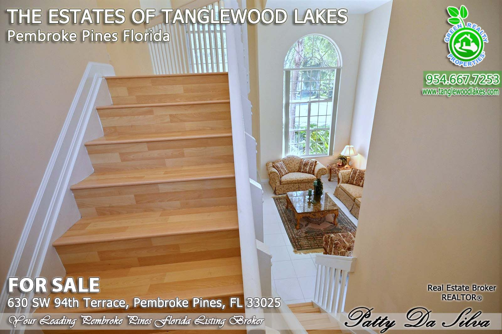 Real Estate in Tanglewood Lakes Pembroke Pines