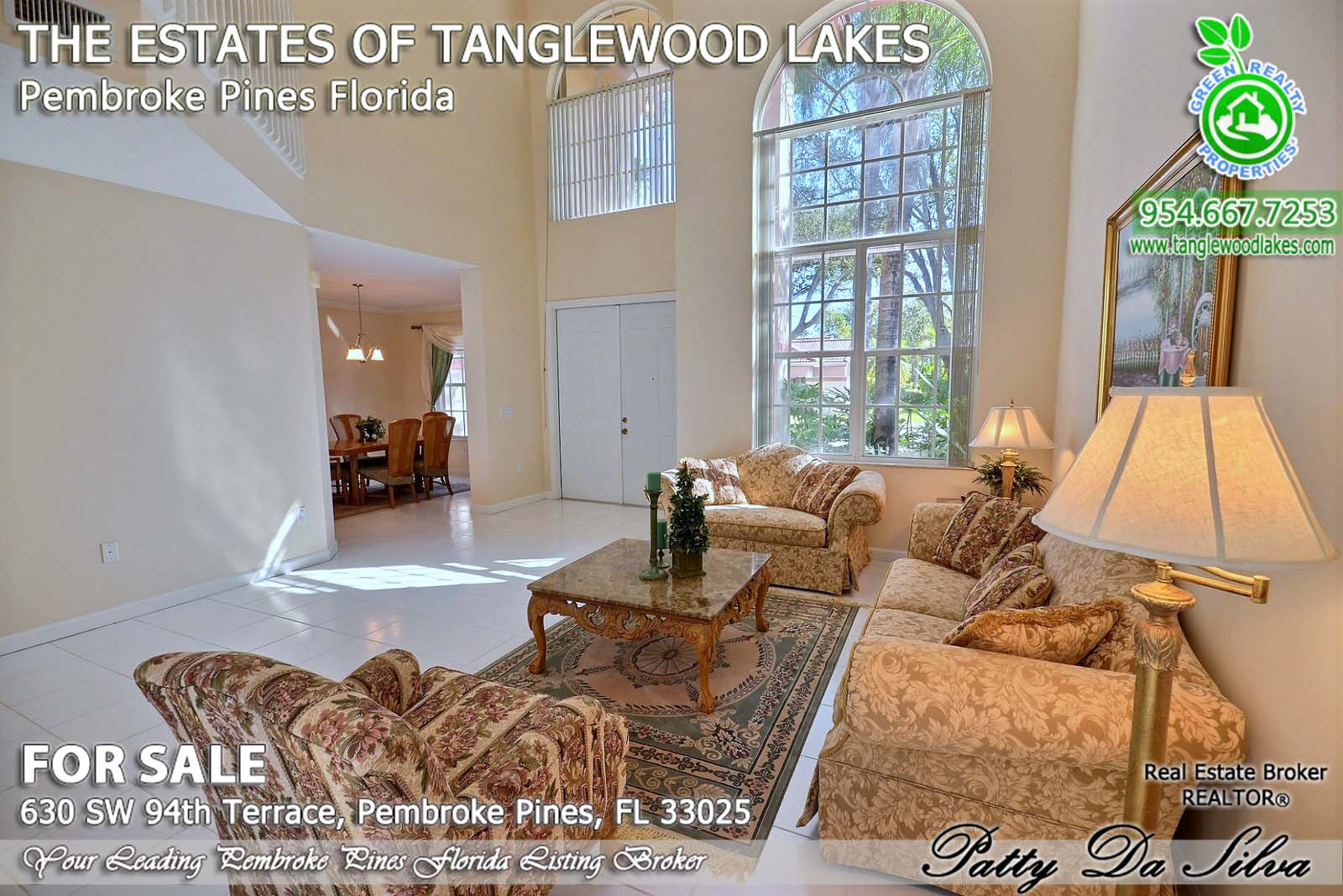 Tanglewood Lakes Homes For Sale