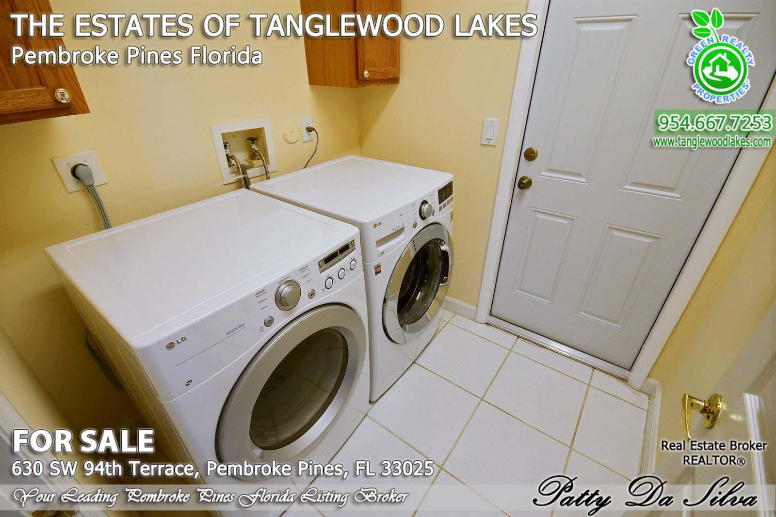 Tanglewood Lakes Pembroke Pines
