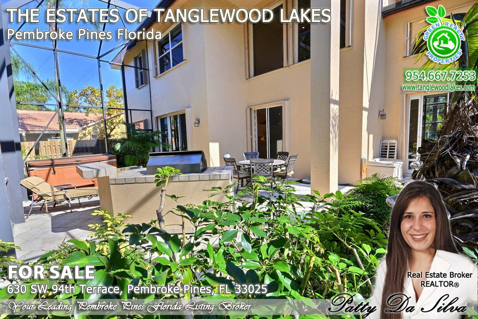 The Estates of Tanglewood Lakes brokerage