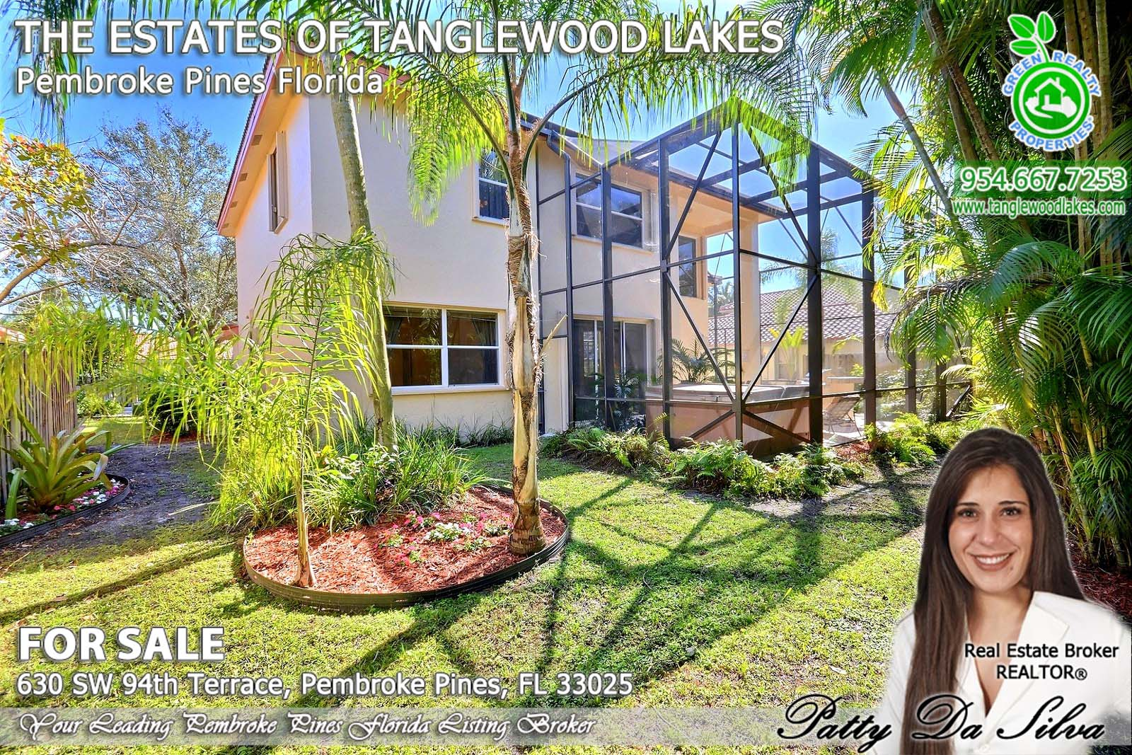 The Estates of Tanglewood Lakes sell your home