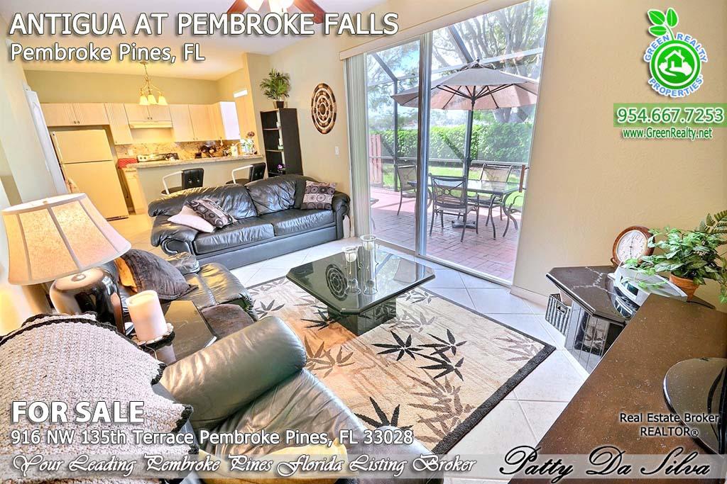 Top Pembroke Pines Realtors - 916 NW 135 Ter (12)