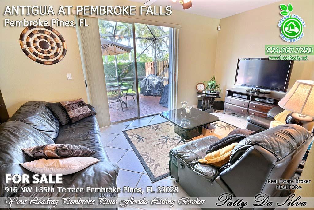 Top Pembroke Pines Realtors - 916 NW 135 Ter (13)