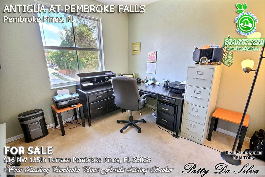 Top Pembroke Pines Realtors - 916 NW 135 Ter (21)