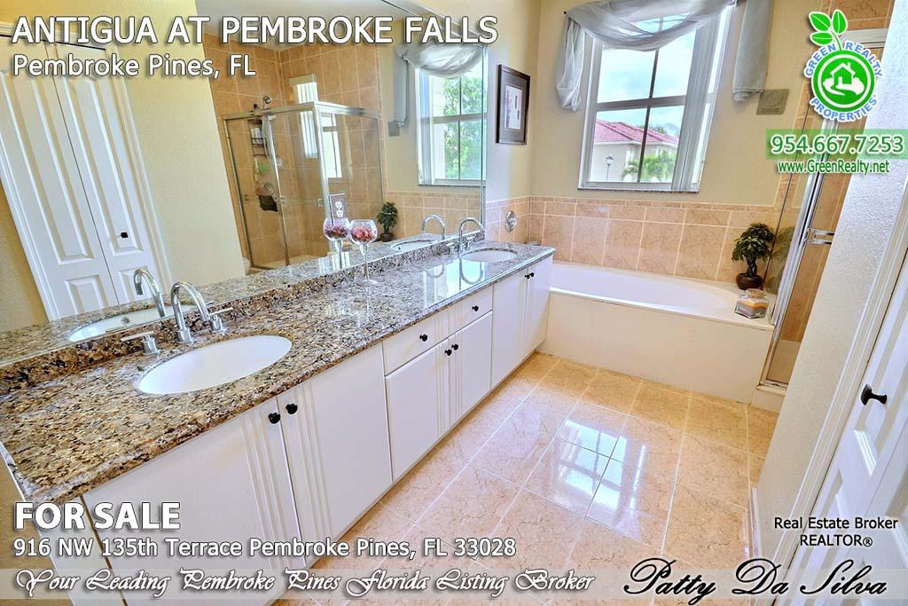 Top Pembroke Pines Realtors - 916 NW 135 Ter (22)