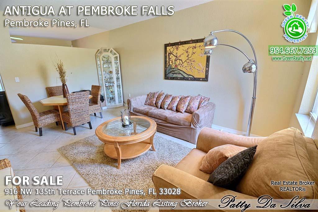 Top Pembroke Pines Realtors - 916 NW 135 Ter (5)
