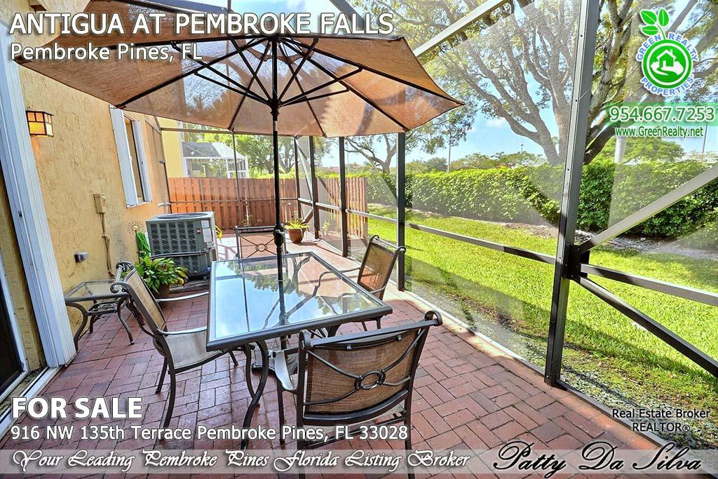 Top Pembroke Pines Realtors - 916 NW 135 Ter (7)