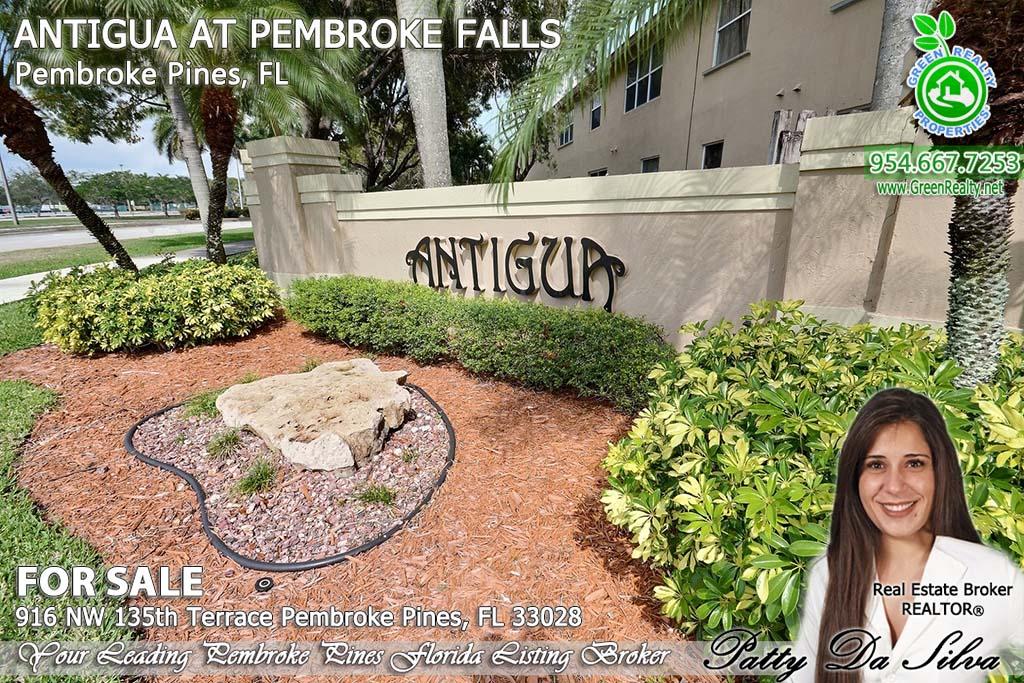 antigua at pembroke falls in pembroke pines by patty da silva green realty properties