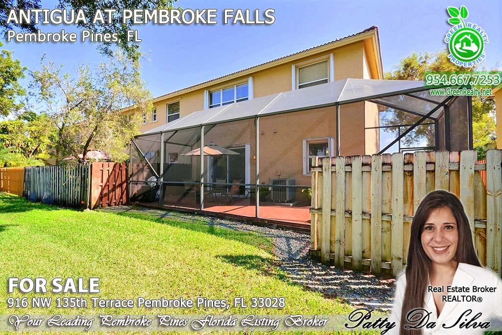 pembroke falls realtor agent