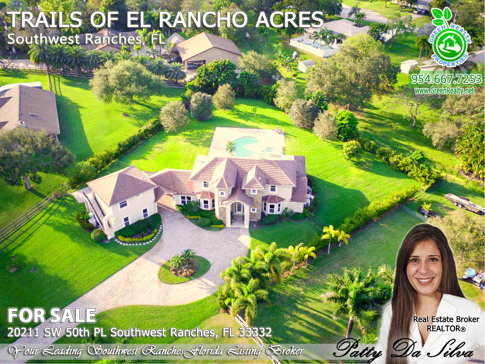 southwest-ranches-south-florida-homes-for-sale-by-patty-da-silva-of-green-realty-properties