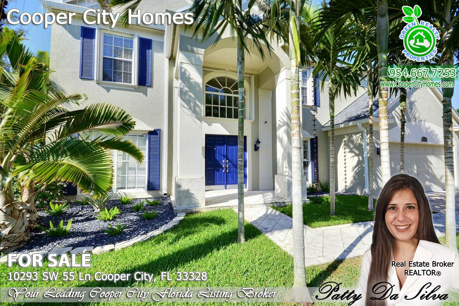 Cooper City Real Estate Broker Patty Da Silva Green Realty Properties (3)