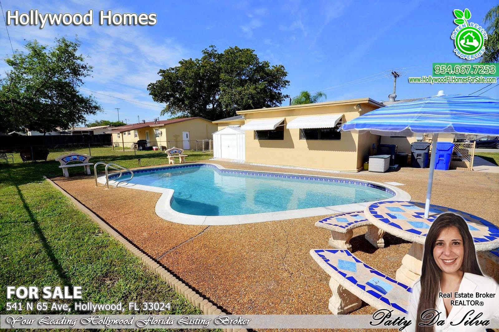 Hollywood Florida real estate broker patty da silva green realty properties (2)
