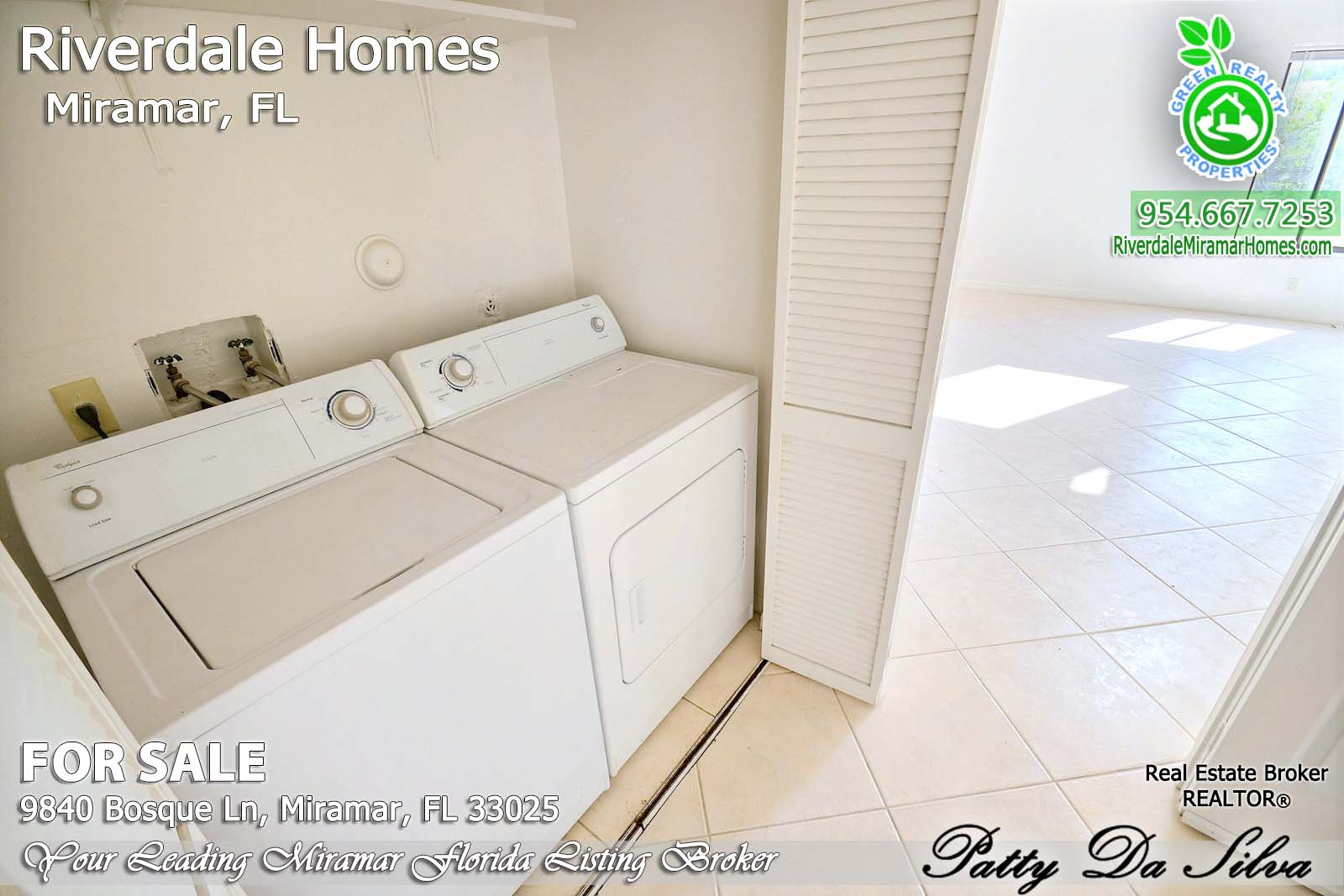 Riverdale Homes For Sale in Miramar Florida - 9840 Bosque Lane (19)