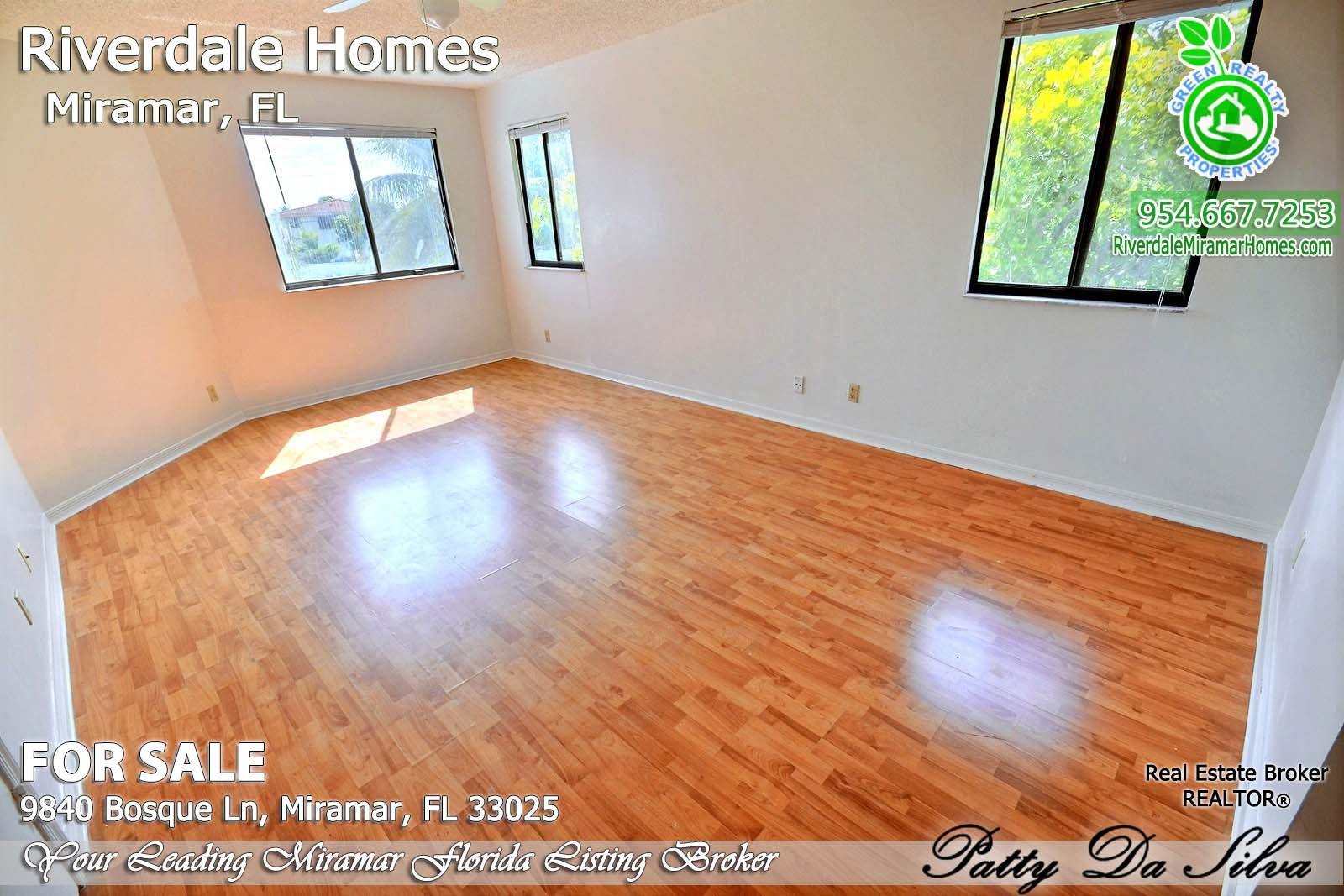 Riverdale Homes For Sale in Miramar Florida - 9840 Bosque Lane (21)