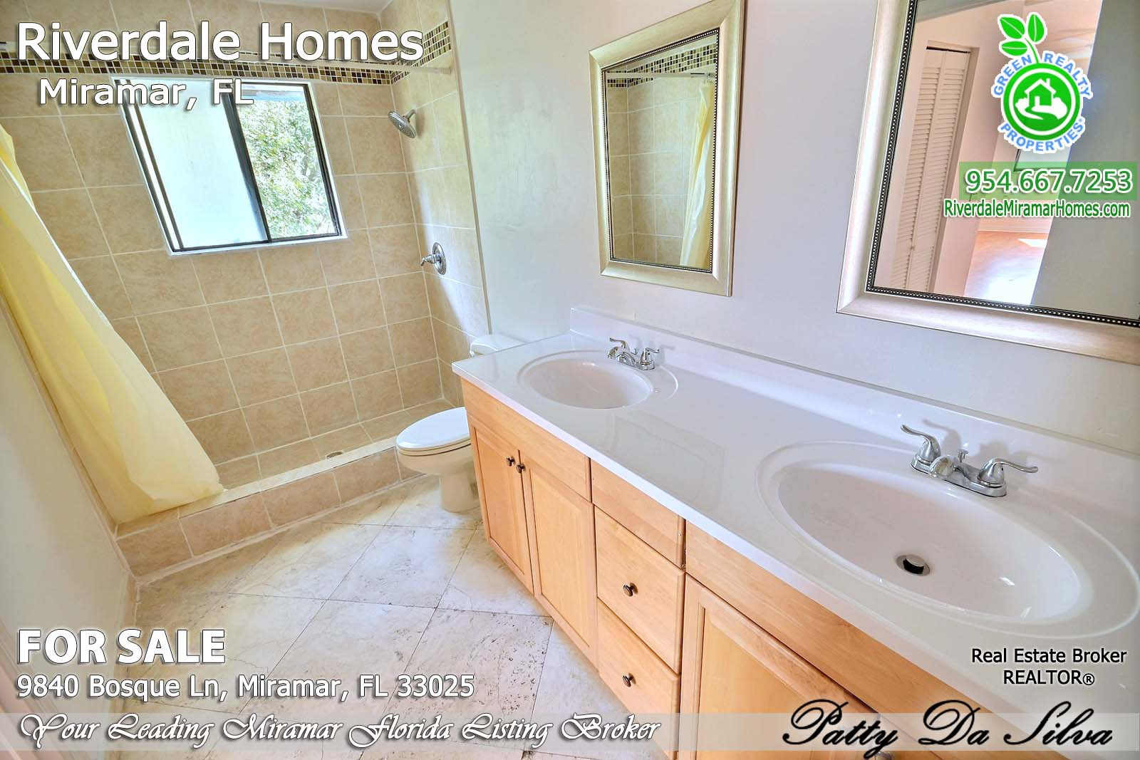 Riverdale Homes For Sale in Miramar Florida - 9840 Bosque Lane (22)