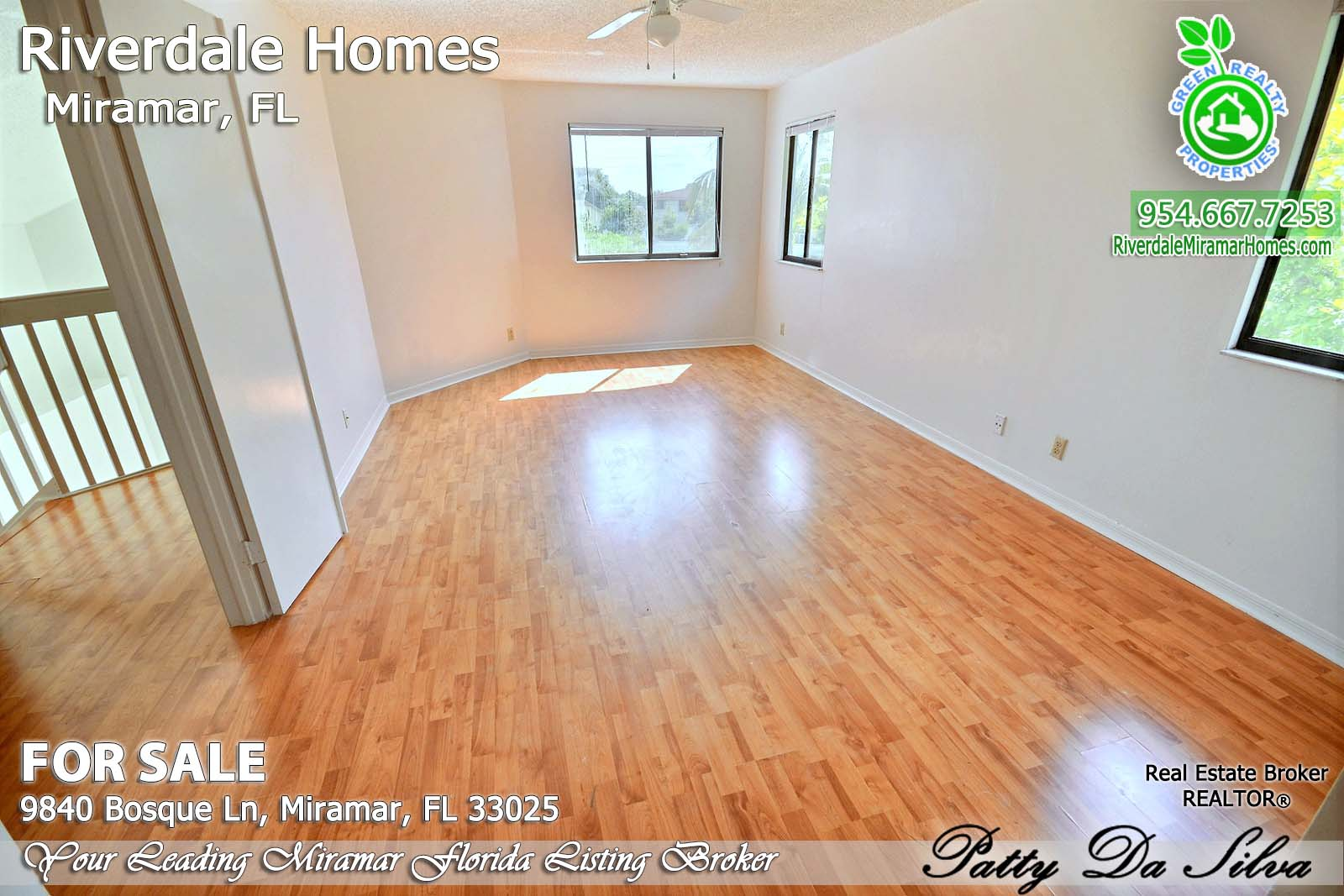 Riverdale Homes For Sale in Miramar Florida - 9840 Bosque Lane (23)