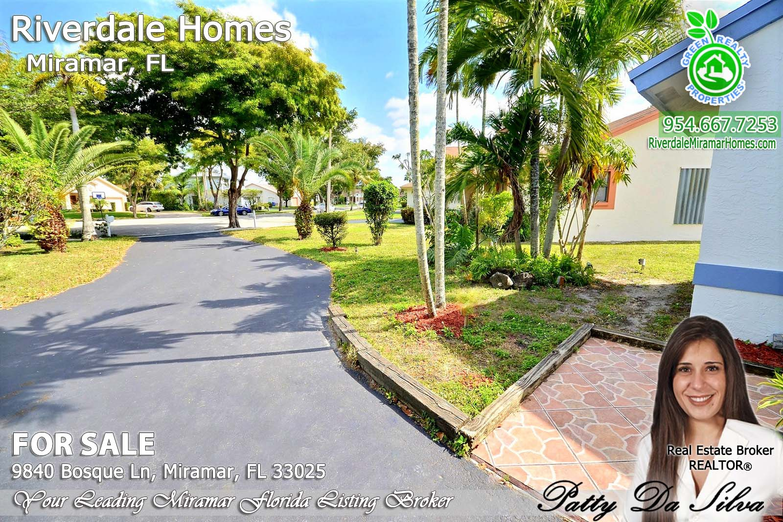 Riverdale Homes For Sale in Miramar Florida - 9840 Bosque Lane (27)