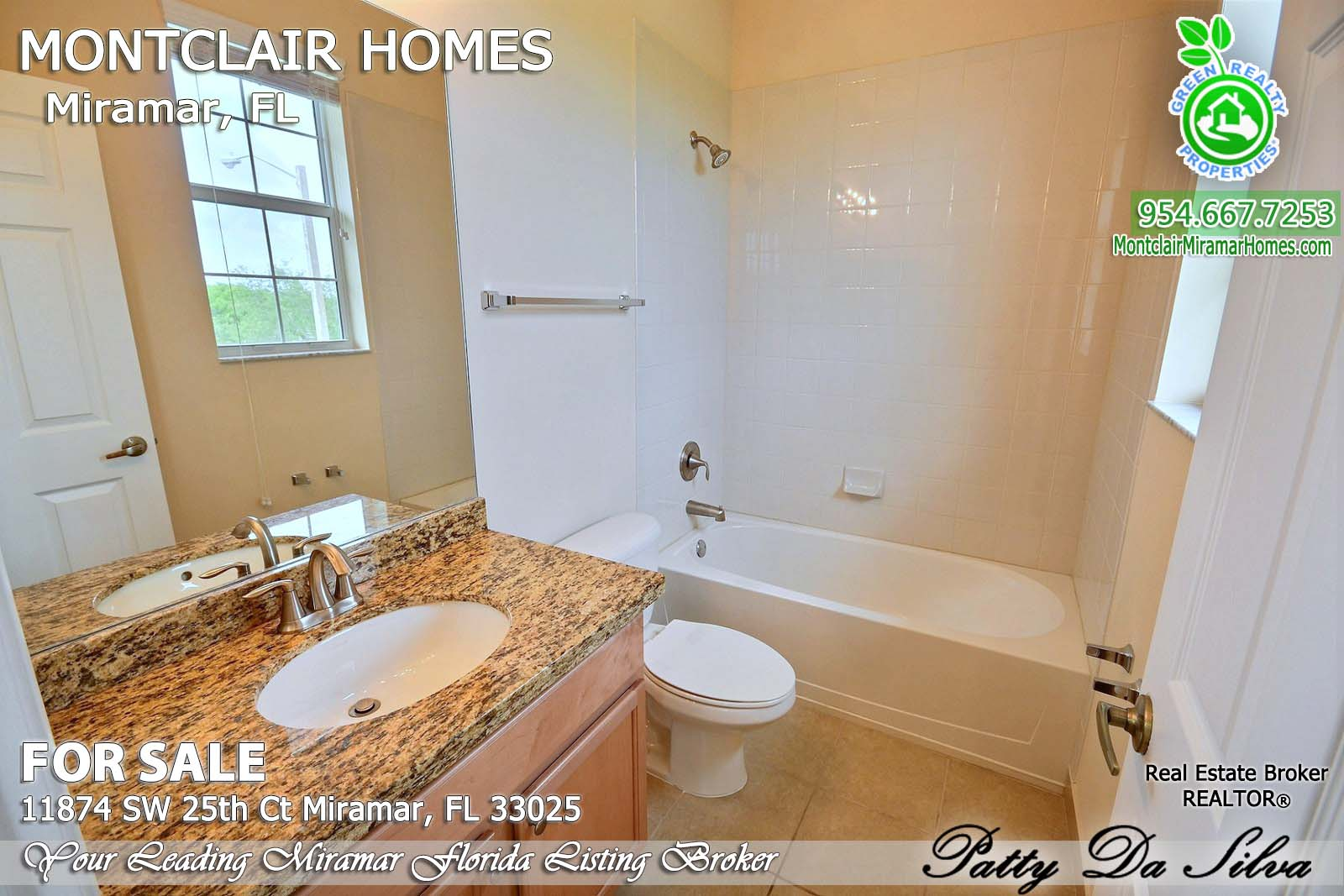 11874 SW 25 CT, Miramar FL 33025 - Montclair (15) - Copy