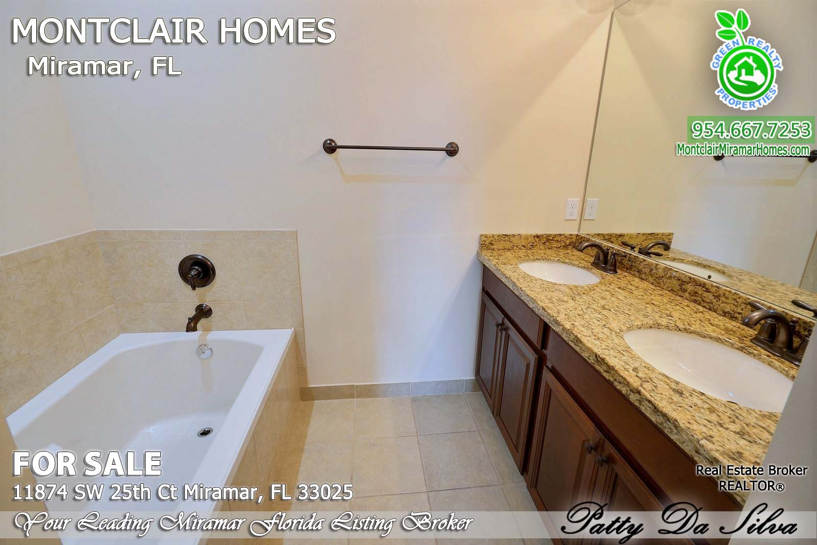 11874 SW 25 CT, Miramar FL 33025 - Montclair (20) - Copy