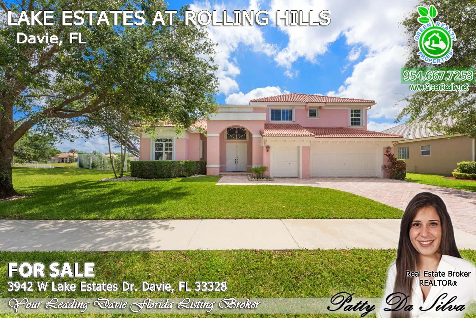 3942 W Lake Estates Dr - Davie FL 33328 (22)