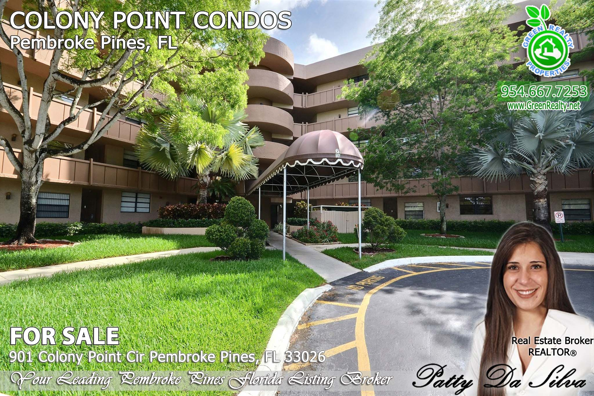 901 Colony Point Cir, Unit 112 - Pembroke Pines Homes For Sale (1)