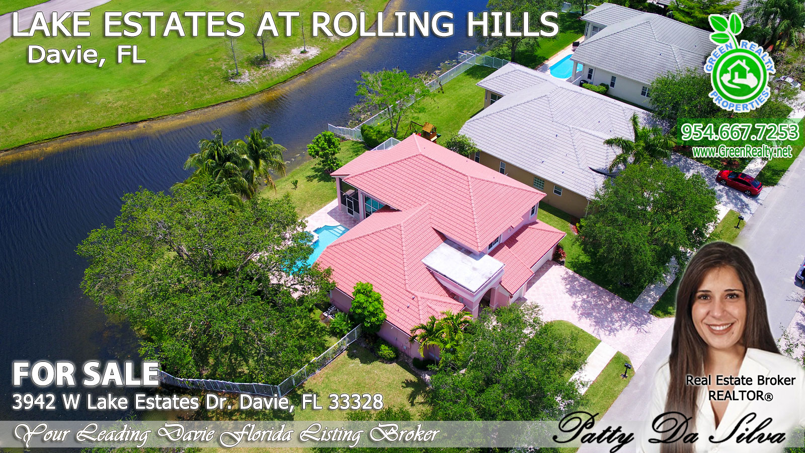 Your-leading-davie-florida-listing-broker-Patty-da-silva-9546677253-green-realty-properties