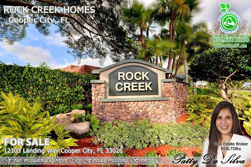 Rock Creek Cooper City Florida Patty Da Silva REALTOR (3)
