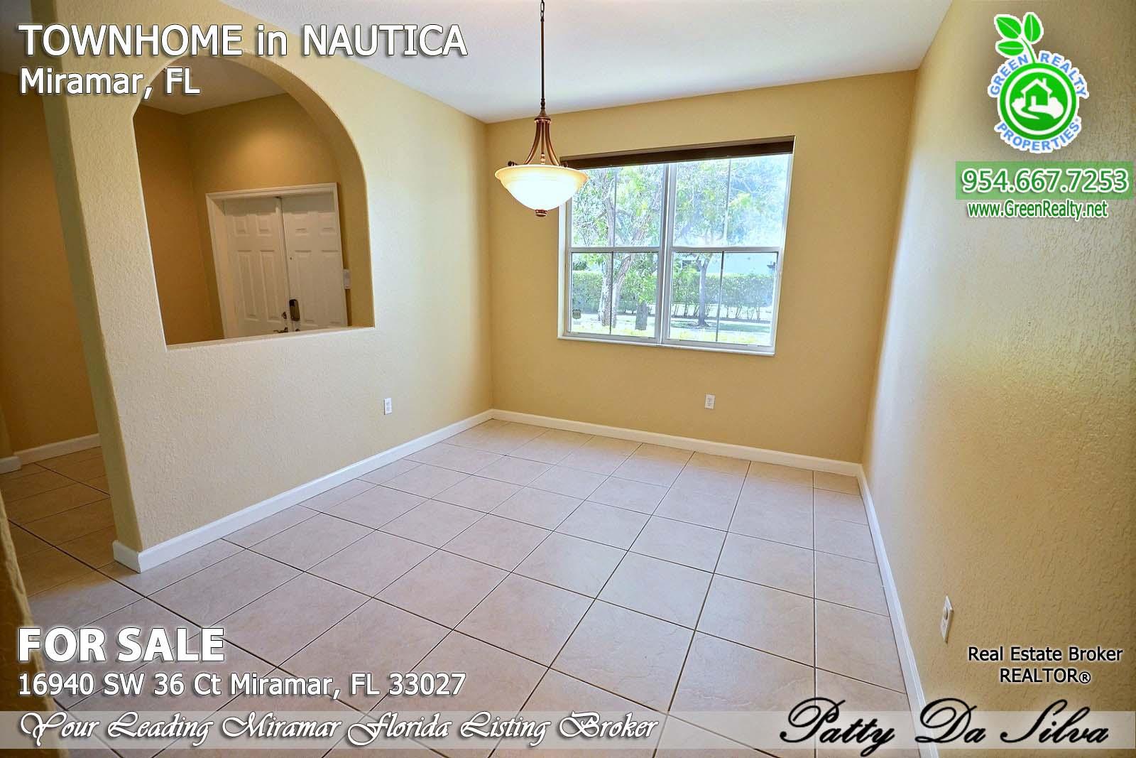 16940 SW 36 Ct Miramar, FL 33027 - Nautica Miramar Homes For Sale (10)
