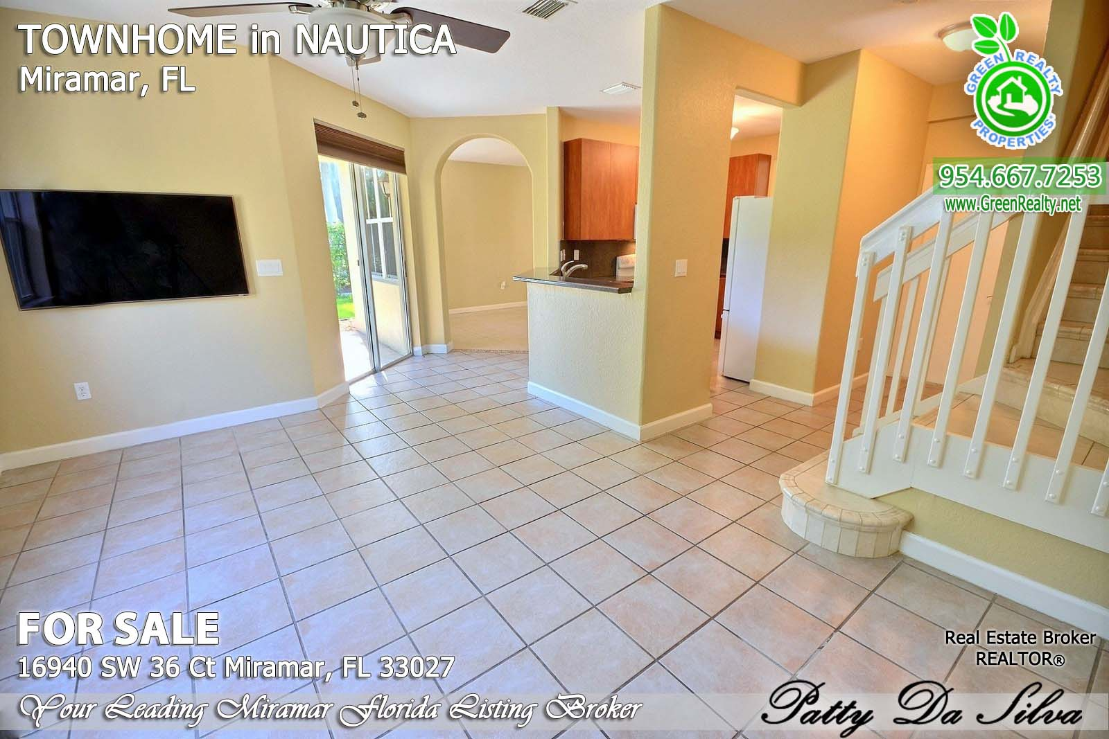 16940 SW 36 Ct Miramar, FL 33027 - Nautica Miramar Homes For Sale (13)