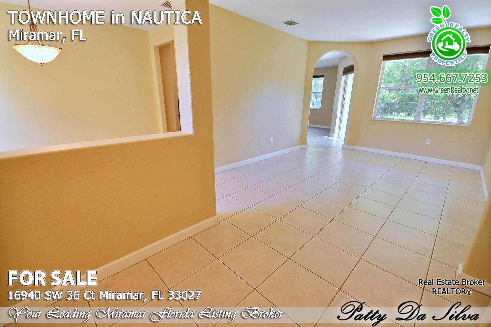 16940 SW 36 Ct Miramar, FL 33027 - Nautica Miramar Homes For Sale (15)