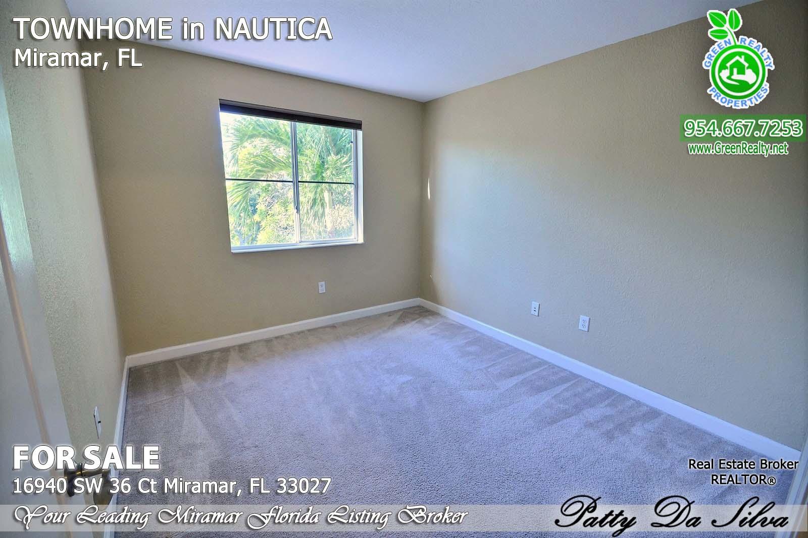 16940 SW 36 Ct Miramar, FL 33027 - Nautica Miramar Homes For Sale (19)
