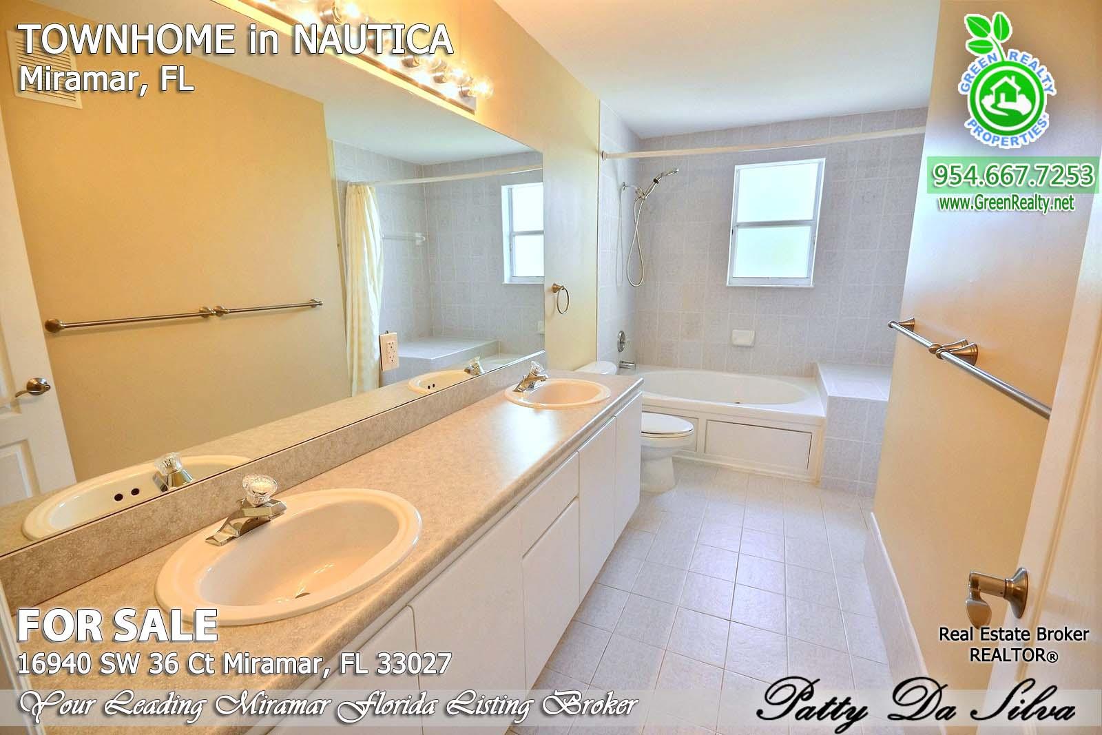 16940 SW 36 Ct Miramar, FL 33027 - Nautica Miramar Homes For Sale (26)