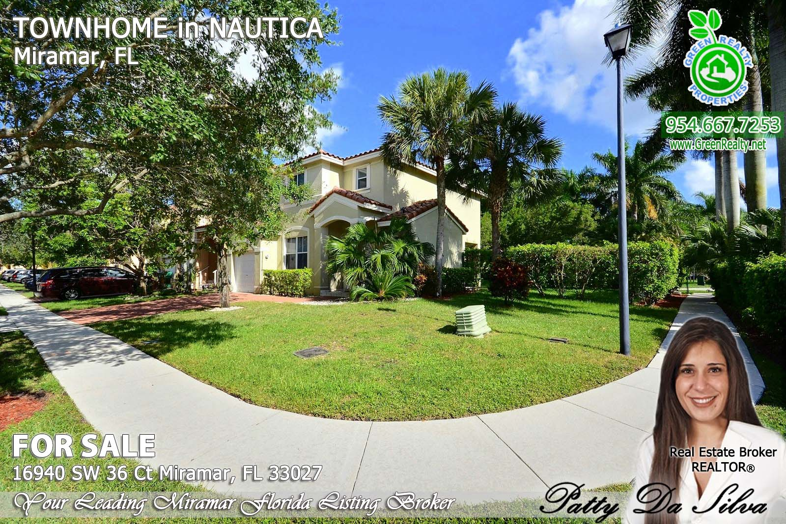 16940 SW 36 Ct Miramar, FL 33027 - Nautica Miramar Homes For Sale (3)