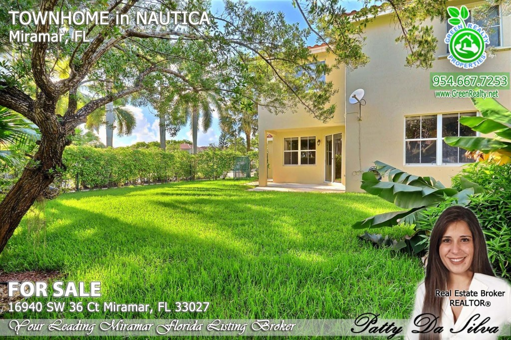 16940 SW 36 Ct Miramar, FL 33027 - Nautica Miramar Homes For Sale (5)