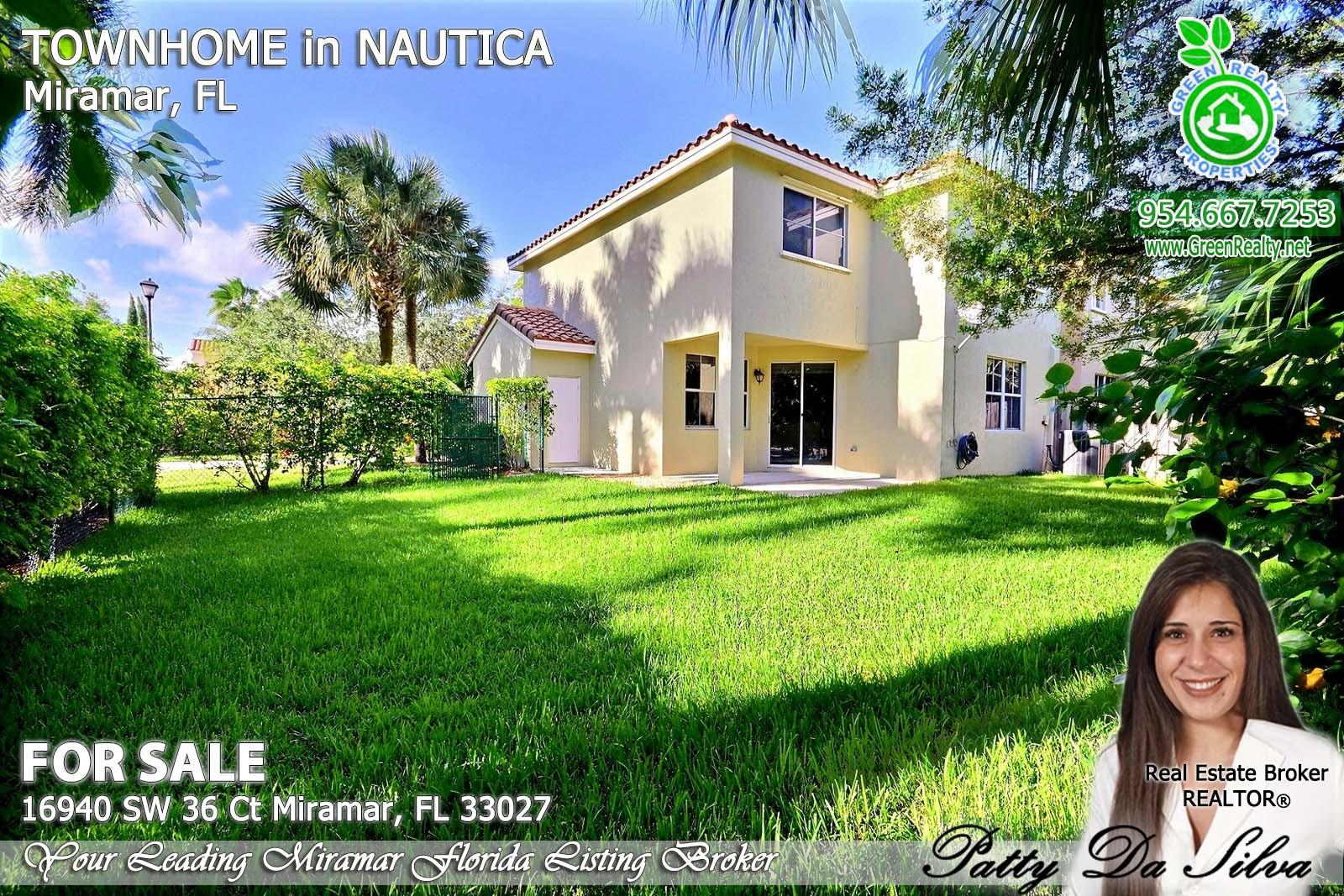 16940 SW 36 Ct Miramar, FL 33027 - Nautica Miramar Homes For Sale (6)