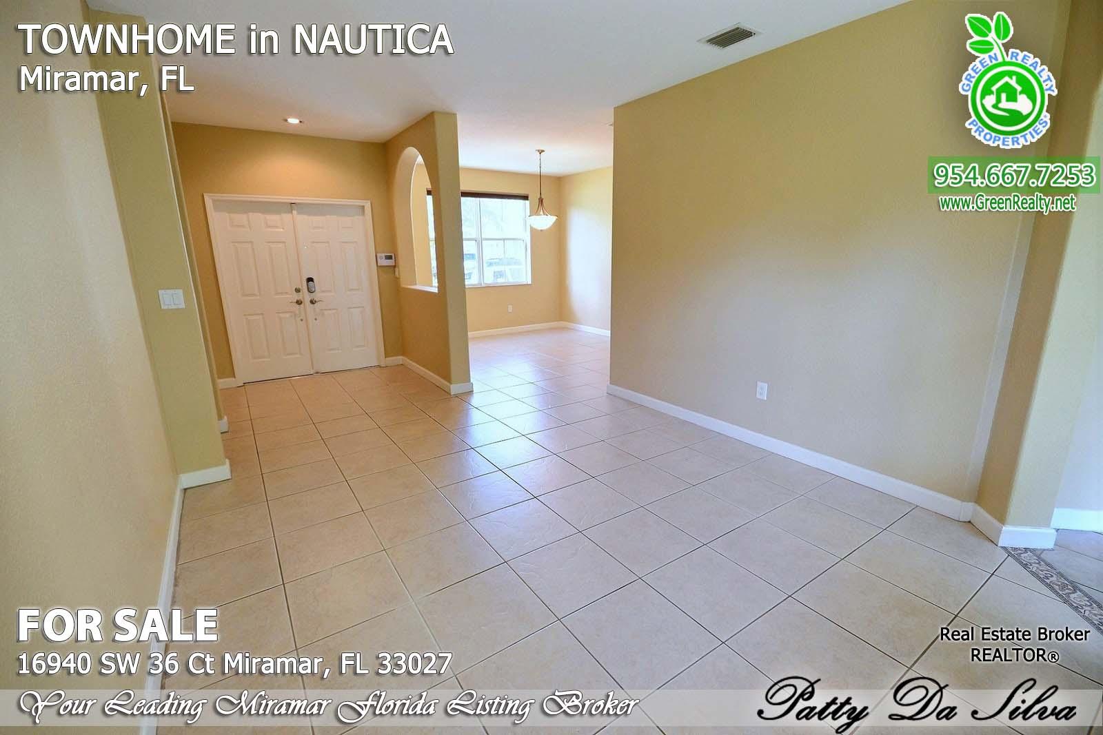 16940 SW 36 Ct Miramar, FL 33027 - Nautica Miramar Homes For Sale (9)