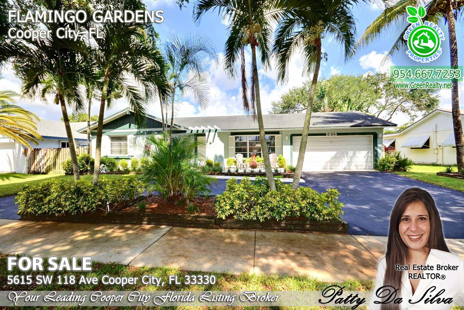 Brand New Homes In Cooper City