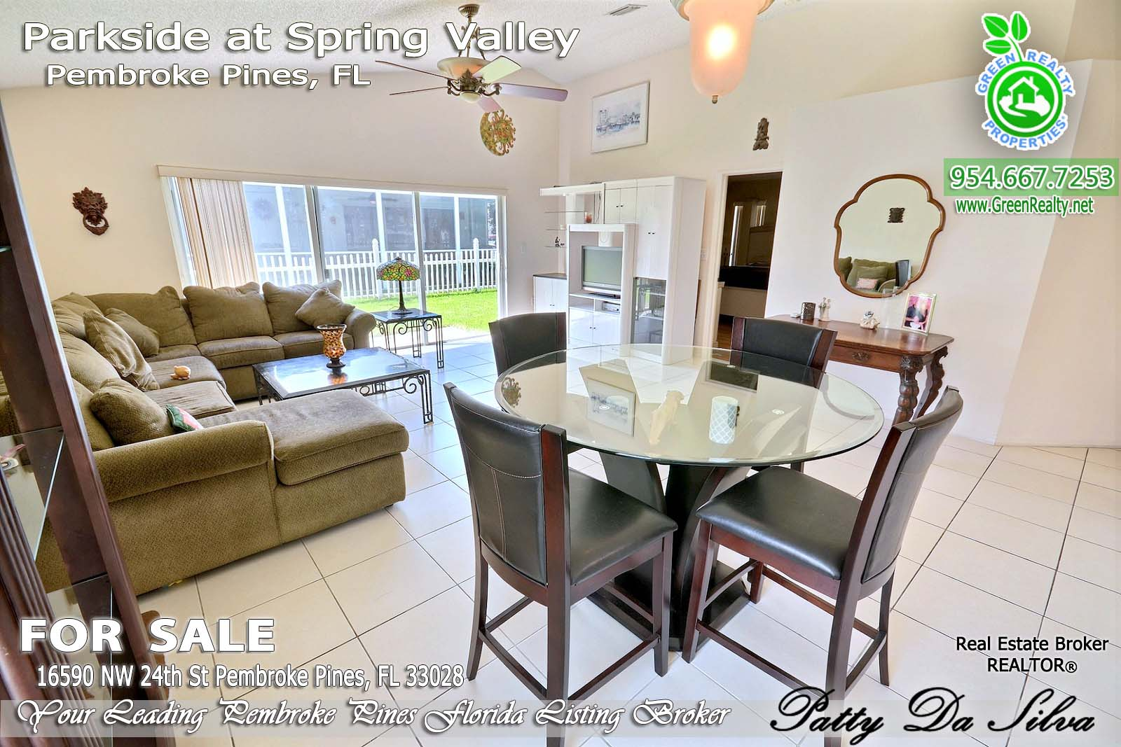 Parkside at Spring Valley Homes For Sale - Pembroke Pines Florida (10)