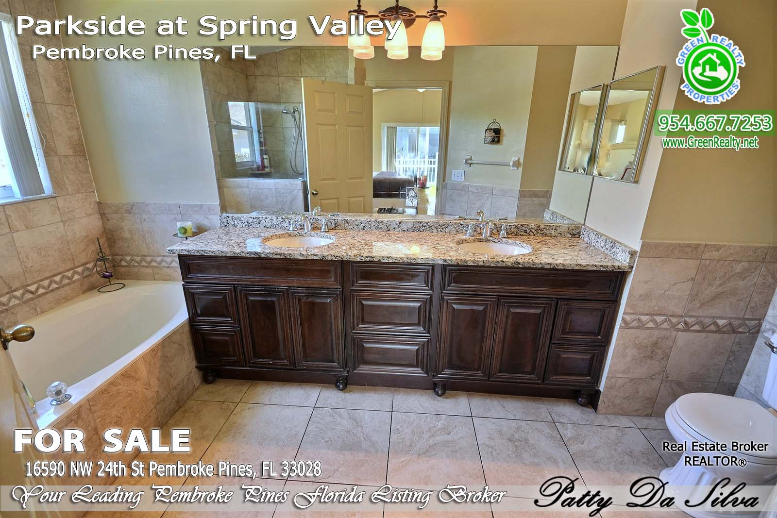 Parkside at Spring Valley Homes For Sale - Pembroke Pines Florida (21)