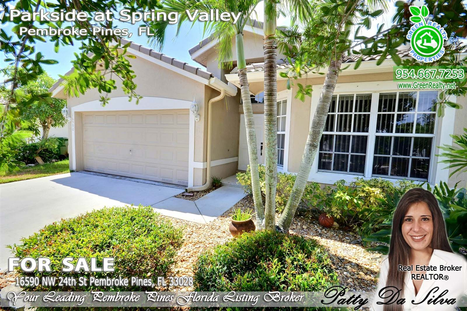 Parkside at Spring Valley Homes For Sale - Pembroke Pines Florida (6)