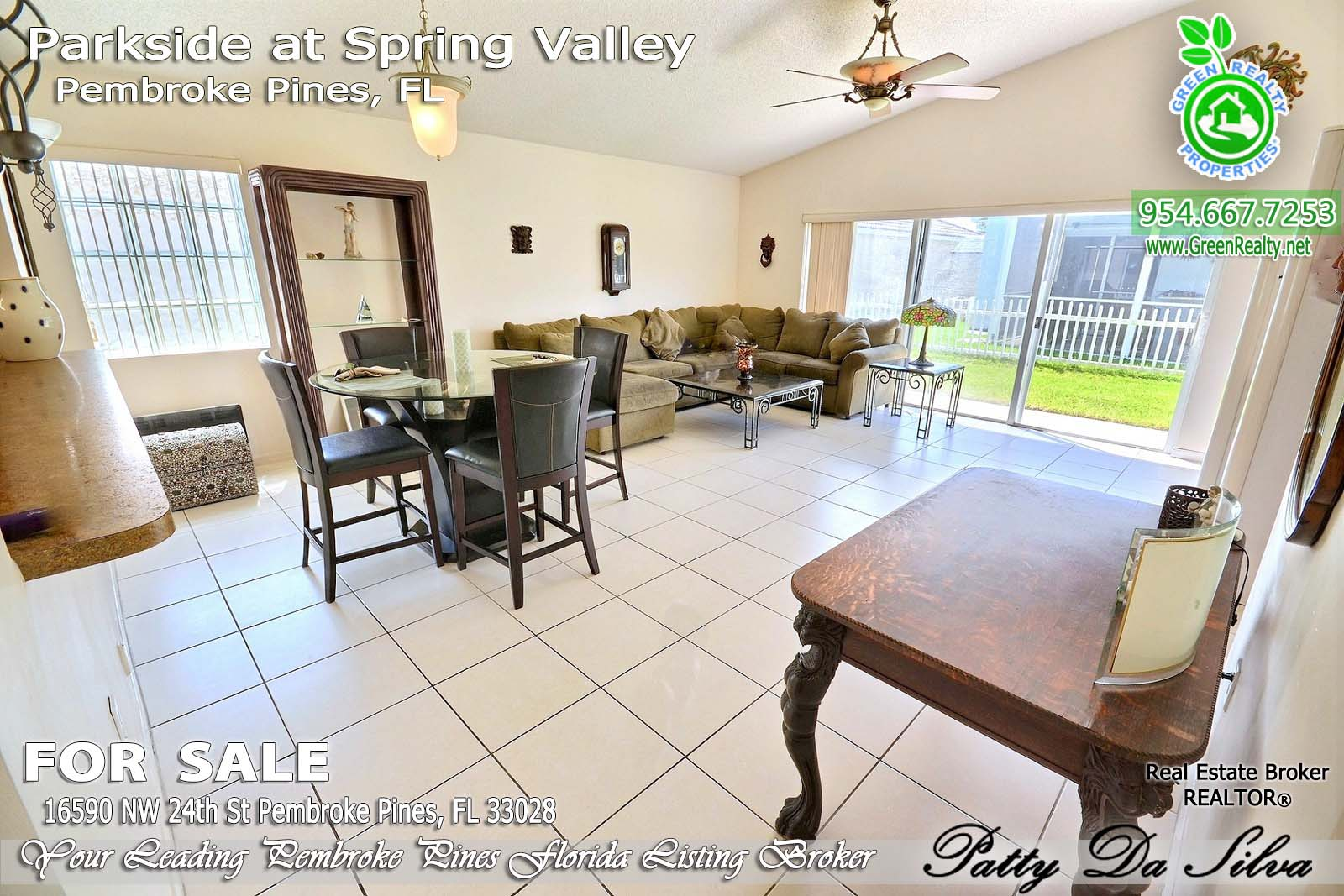 Parkside at Spring Valley Homes For Sale - Pembroke Pines Florida (9)