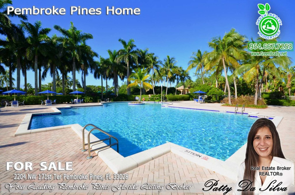 Pembroke Isles Community Pool Photos - Pembroke Pines FL