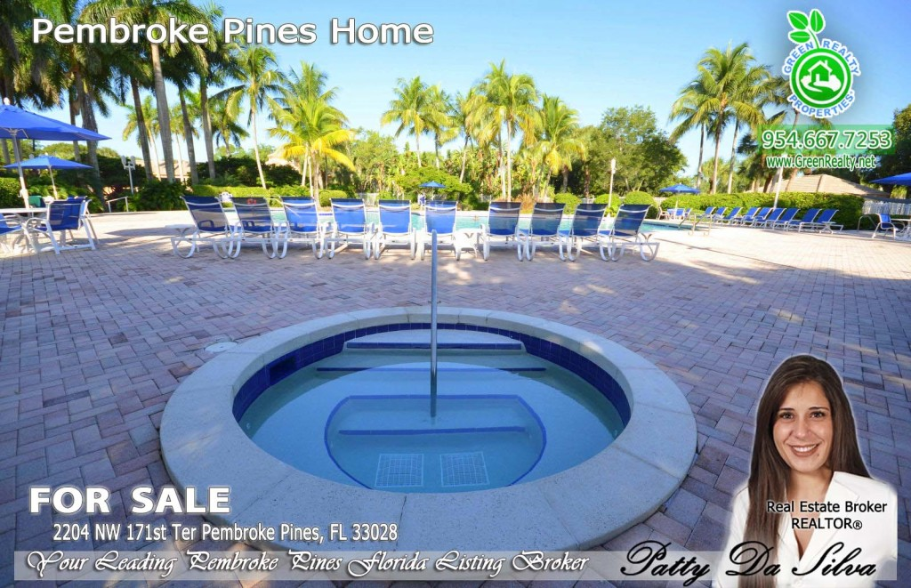 Pembroke Isles Community Photos Jacuzzi and Pool