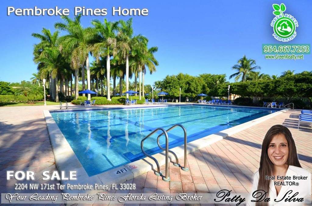 Pembroke Isles Home Prices