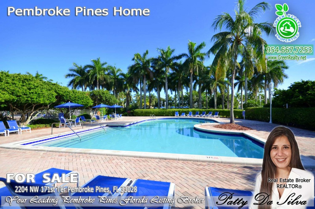 Pembroke Isles Real Estate in Pembroke Pines FL