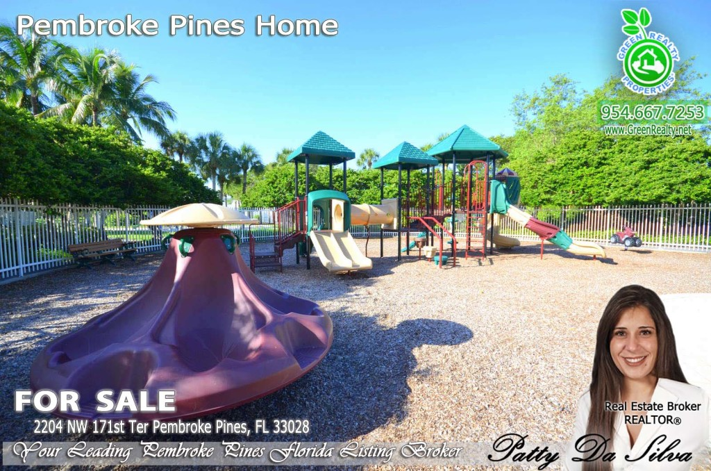 Pembroke Isles Community Playgrounds